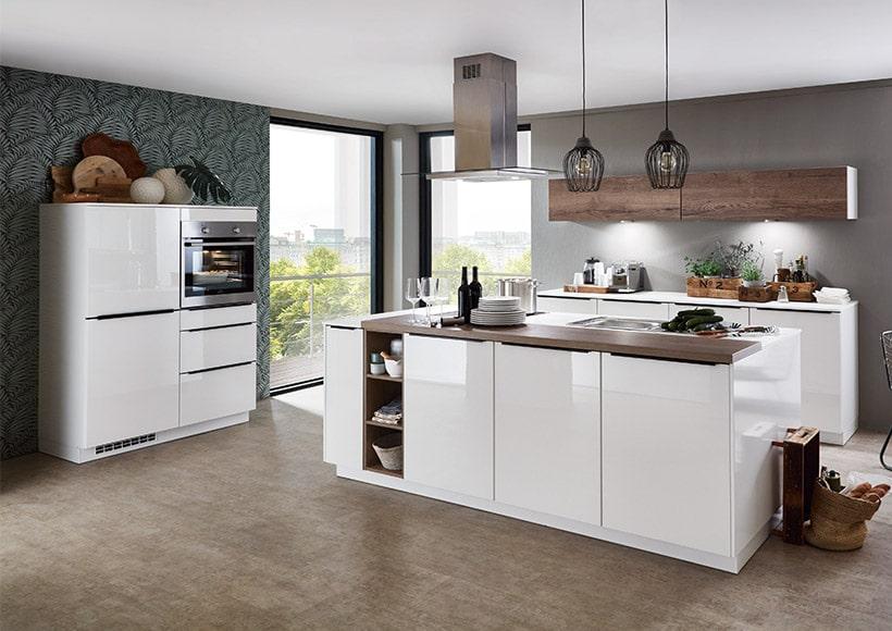 Nobilia Küche FLASH - Möbel Völkle